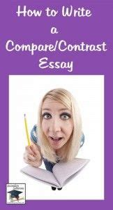 How to Write a Compare and Contrast Essay - Order Your Own